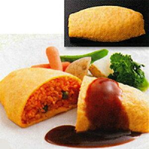 【冷凍】ふんわり卵オムライス 250G 20食入 (日本水産/洋風調理品/ライス)