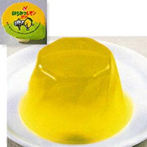 【冷凍】はちみつレモンゼリーFe 60G 40食入 (ニチレイフーズ/洋風デザート/ゼリー)