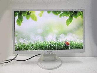 支持中古的液晶顯示器HDMI搭載MITSUBISHI RDT233WLM 23英寸/1920x1080/模擬&數碼.2輸入系統