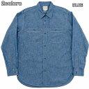 WORKERS Work Shirt ワークシャツ ブルーシャンブレー ホワイトシャンブレー ワーカーズ ワークスタイル