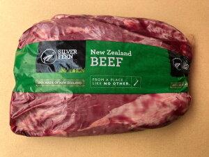 【100%グラスフェッドビーフ ウワミスジ1.2Kg 100gあたり532円】ニュージーランド産 牧草牛 牛肉 赤身 低脂肪 高たんぱく 成長促進ホルモン剤フリー 抗生物質残留無し 希少部位