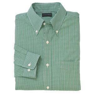 B・Dメンズギンガムチェックシャツ(長袖 )S〜ELL 7色(