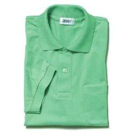 半袖ポロシャツ(Men's & Ladies)7色[ミントグリーン]M〜5Lサイズ