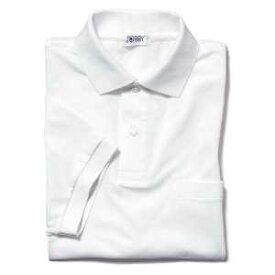 半袖ポロシャツ(Men's & Ladies)7色[ホワイト]M〜5Lサイズ