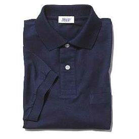 半袖ポロシャツ(Men's & Ladies)7色[ネイビー]M〜5Lサイズ