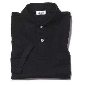 半袖ポロシャツ(Men's & Ladies)7色[ブラック]M〜5Lサイズ