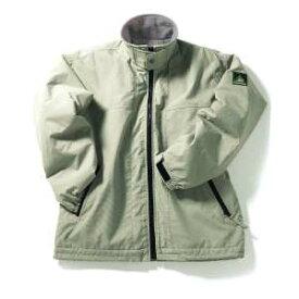 軽量防水 フリースジャケット(MEN'S&LADIES) 撥水・撥油加工 S〜ELL 6色(ベージュ)