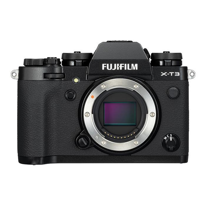 【あす楽】《新品》FUJIFILM (フジフイルム) X-T3 ボディ ブラック[ ミラーレス一眼カメラ   デジタル一眼カメラ   デジタルカメラ ] 【KK9N0D18P】