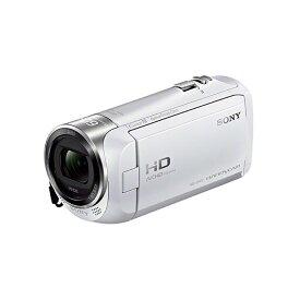 《新品》 SONY (ソニー) デジタルHDビデオカメラレコーダー ハンディカム HDR-CX470 W ホワイト【KK9N0D18P】