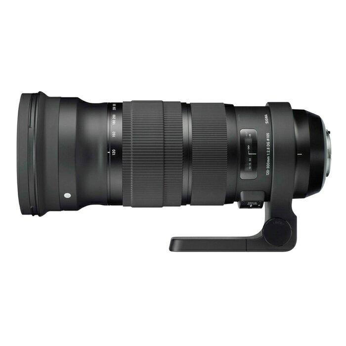 《新品》 SIGMA(シグマ) S 120-300mm F2.8 DG OS HSM(キヤノン用)[ Lens | 交換レンズ ]【KK9N0D18P】