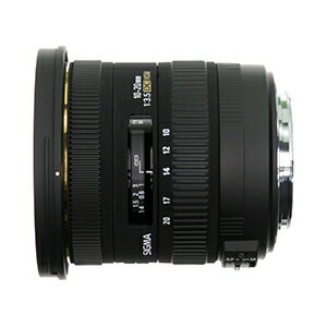 《新品》 SIGMA(シグマ) 10-20mm F3.5 EX DC HSM(ニコン用)[ Lens | 交換レンズ ]【KK9N0D18P】