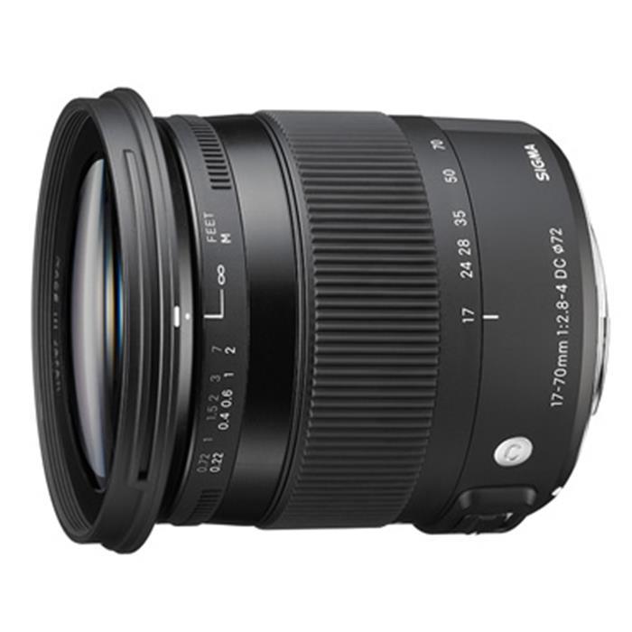 《新品》 SIGMA(シグマ) C 17-70mm F2.8-4 DC MACRO OS HSM(キヤノン用)[ Lens | 交換レンズ ]【KK9N0D18P】