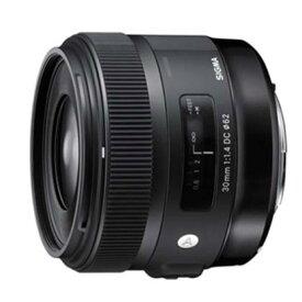《新品》 SIGMA(シグマ) A 30mm F1.4 DC HSM (キヤノン用)[ Lens | 交換レンズ ]【KK9N0D18P】