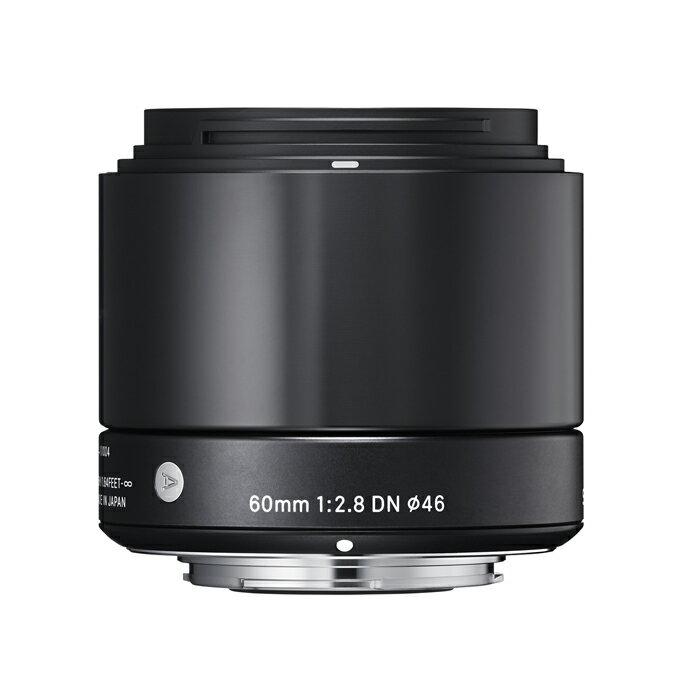 《新品》 SIGMA(シグマ) A 60mm F2.8 DN(ソニーE用) ブラック[ Lens | 交換レンズ ]【KK9N0D18P】