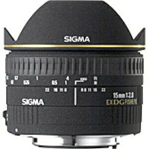 《新品》 SIGMA(シグマ) 15mmF2.8EX DG DIAGONAL FISHEYE(シグマSAマウント)[ Lens   交換レンズ ]【KK9N0D18P】