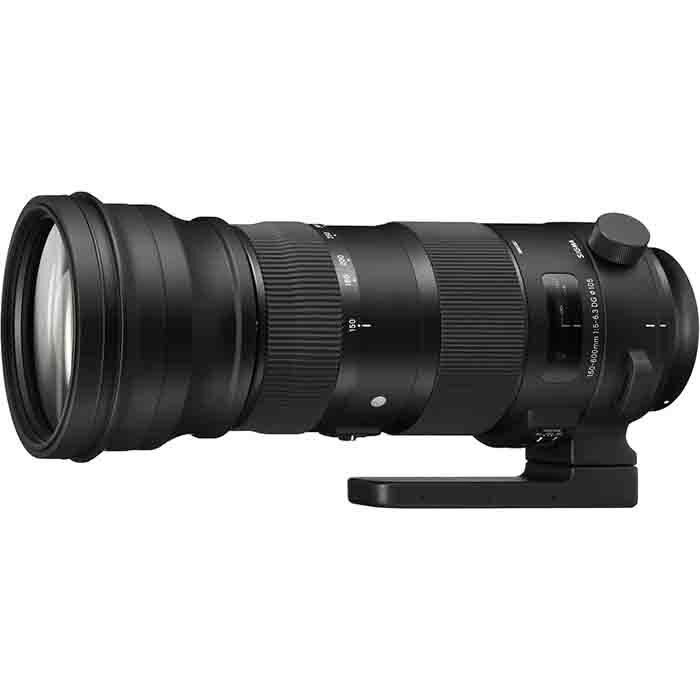 《新品》 SIGMA(シグマ) S 150-600mm F5-6.3 DG OS HSM(キヤノン用) [ Lens | 交換レンズ ]【KK9N0D18P】
