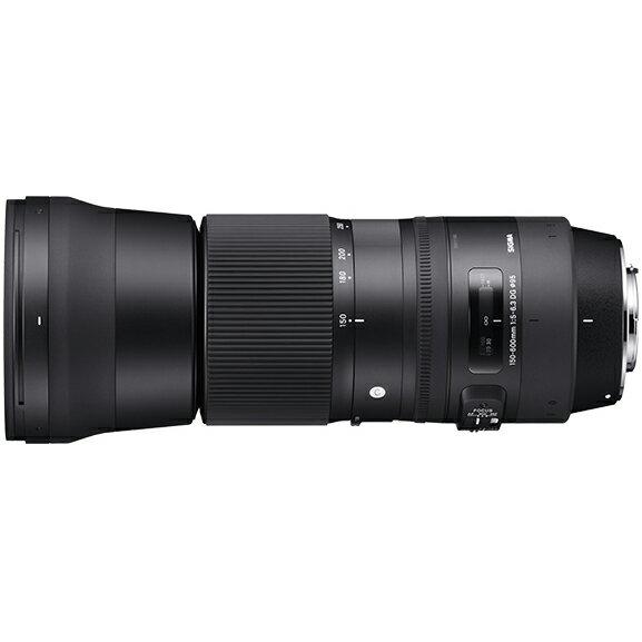 《新品》 SIGMA (シグマ) C 150-600mm F5-6.3 DG OS HSM(ニコン用)[ Lens | 交換レンズ ]【KK9N0D18P】