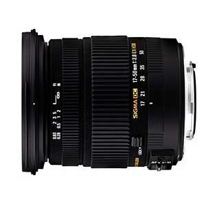 《新品》 SIGMA(シグマ) 17-50mm F2.8 EX DC OS HSM (ニコン用)※お一人様1点限り[ Lens | 交換レンズ ]【KK9N0D18P】