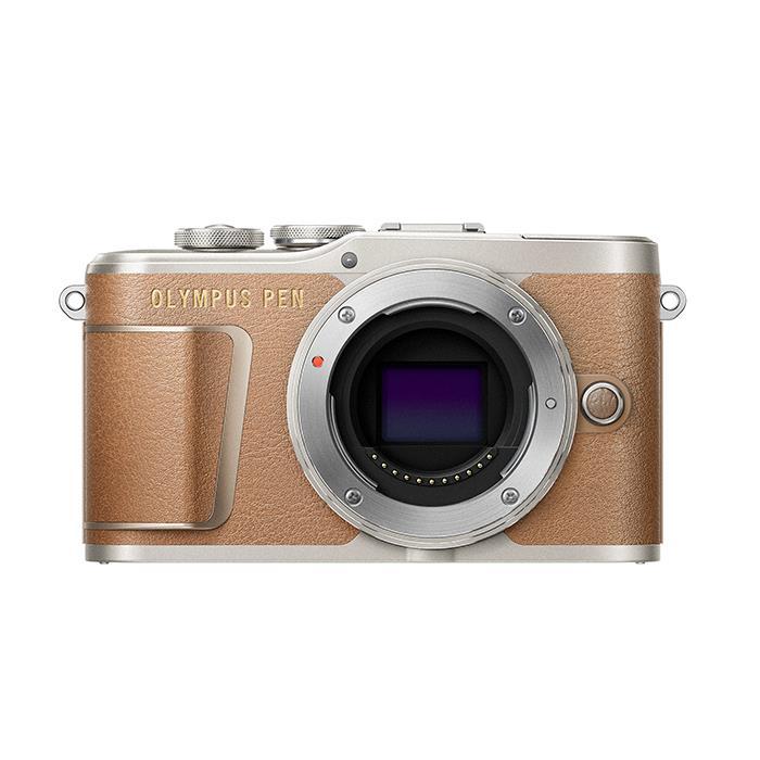 《新品》OLYMPUS (オリンパス) PEN E-PL9 ボディ ブラウン[ ミラーレス一眼カメラ   デジタル一眼カメラ   デジタルカメラ ] 【KK9N0D18P】