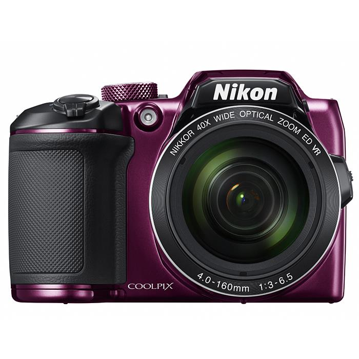 《新品》 Nikon (ニコン) COOLPIX B500 プラム[ コンパクトデジタルカメラ ]【KK9N0D18P】※お一人様1点限り