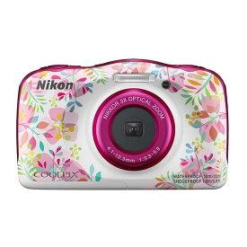 《新品》 Nikon (ニコン) COOLPIX W150 フラワー【Web限定販売】【数量限定カラー】[ コンパクトデジタルカメラ ] 【KK9N0D18P】発売予定日:2019年8月2日