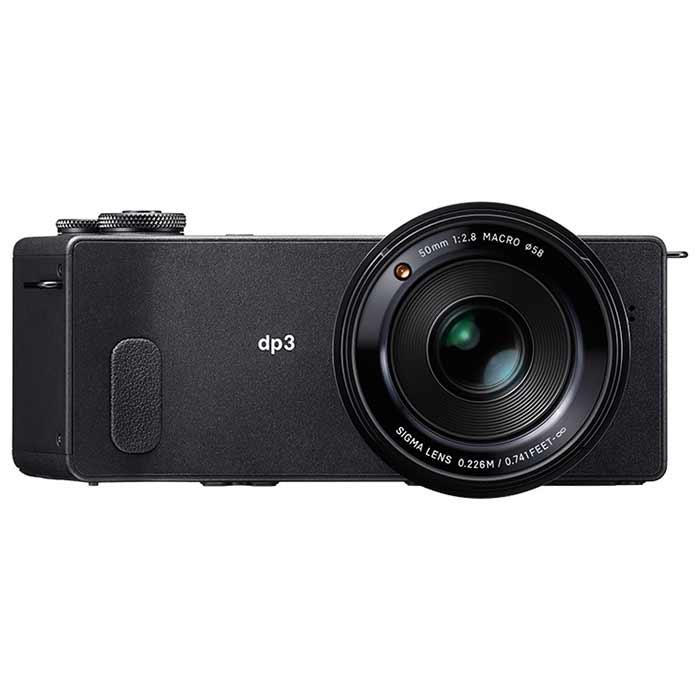 《新品》 SIGMA (シグマ) dp3 Quattro [ コンパクトデジタルカメラ ]【KK9N0D18P】