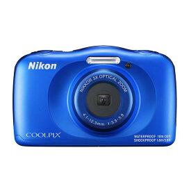 《新品》 Nikon (ニコン) COOLPIX W150 ブルー[ コンパクトデジタルカメラ ] 【KK9N0D18P】発売予定日:2019年8月2日