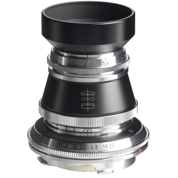 《新品》 Voigtlander (フォクトレンダー) HELIAR 50mm F3.5 Vintage Line VM(ライカM用) [ Lens | 交換レンズ ]【KK9N0D18P】
