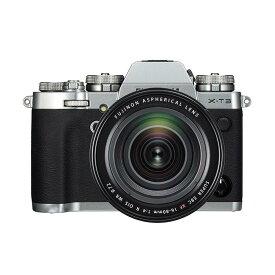 《新品》 FUJIFILM (フジフイルム) X-T3 XF16-80mm レンズキット シルバー【キャッシュバック¥30,000-対象】 [ ミラーレス一眼カメラ | デジタル一眼カメラ | デジタルカメラ ]【KK9N0D18P】