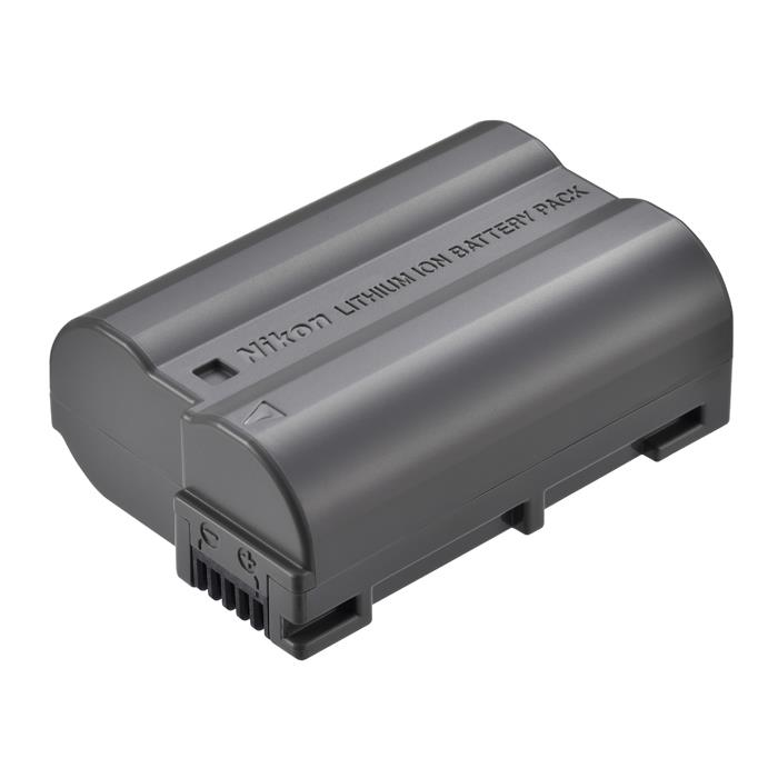 《新品アクセサリー》Nikon (ニコン) Li-ion リチャージャブルバッテリー EN-EL15a【KK9N0D18P】対応機種 :D850、D810、D810A、D800/D800E、D750、D610、D600、D500、D7500、D7200、D7100、D7000、Nikon 1 V1