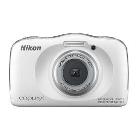 《新品》 Nikon (ニコン) COOLPIX W150 ホワイト[ コンパクトデジタルカメラ ] 【KK9N0D18P】発売予定日:2019年8月2日