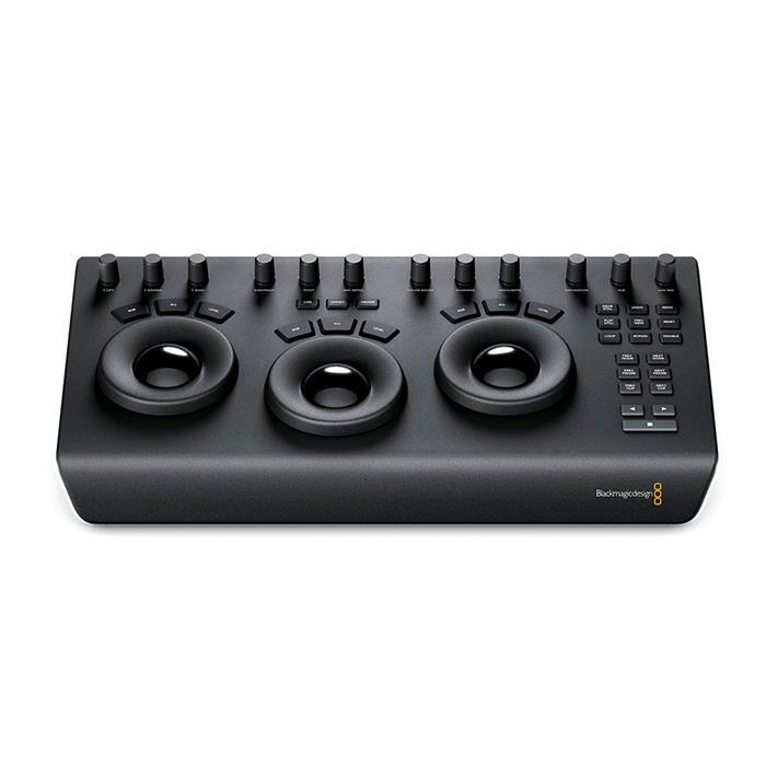 《新品アクセサリー》 BlackmagicDesign (ブラックマジックデザイン) DaVinci Resolve Micro Panel〔メーカー取寄品〕【KK9N0D18P】