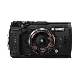 《新品》 OLYMPUS (オリンパス) Tough TG-6 ブラック [ コンパクトデジタルカメラ ]【KK9N0D18P】[ 防水 防塵 耐衝撃 ] 発売予定日:2019年7月26日