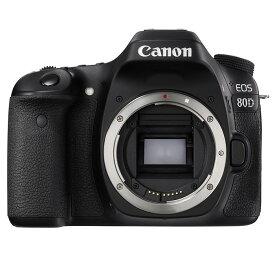 《新品》 Canon(キヤノン) EOS 80D ボディ [ デジタル一眼レフカメラ   デジタル一眼カメラ   デジタルカメラ ]【KK9N0D18P】