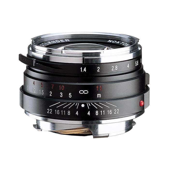 《新品》 Voigtlander(フォクトレンダー) NOKTON classic 40mm F1.4 SC VM(ライカM用)[ Lens | 交換レンズ ]〔レンズフード別売〕【KK9N0D18P】