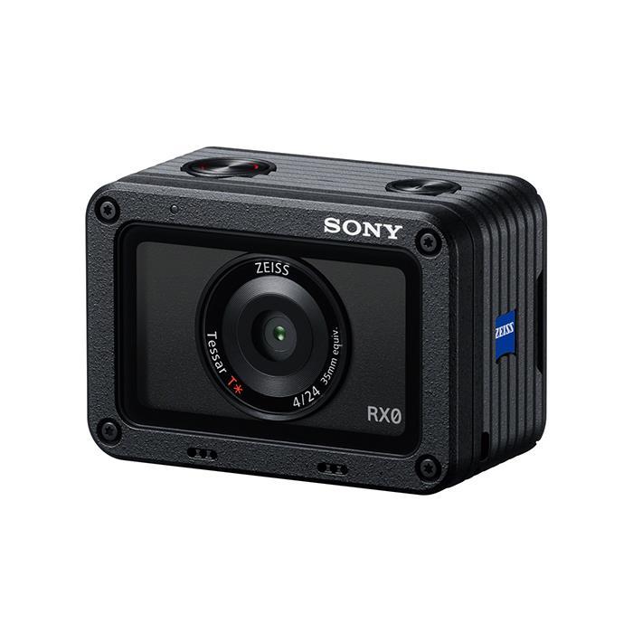 《新品》SONY (ソニー) Cyber-shot DSC-RX0【¥5,000-キャッシュバック対象】[ コンパクトデジタルカメラ ]【KK9N0D18P】