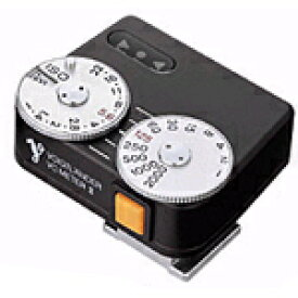 《新品アクセサリー》 Voigtlander (フォクトレンダー) VCメーターII ブラック【KK9N0D18P】