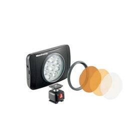 《新品アクセサリー》 Manfrotto(マンフロット) LUMIE LEDライト 550 lux MUSE MLUMIEMU-BK【KK9N0D18P】