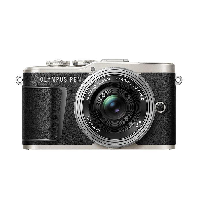 【あす楽】《新品》OLYMPUS (オリンパス) PEN E-PL9 14-42mm EZレンズキット ブラック[ ミラーレス一眼カメラ | デジタル一眼カメラ | デジタルカメラ ] 【KK9N0D18P】