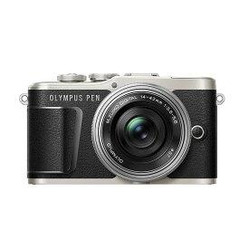 《新品》OLYMPUS (オリンパス) PEN E-PL9 14-42mm EZレンズキット ブラック[ ミラーレス一眼カメラ | デジタル一眼カメラ | デジタルカメラ ] 【KK9N0D18P】