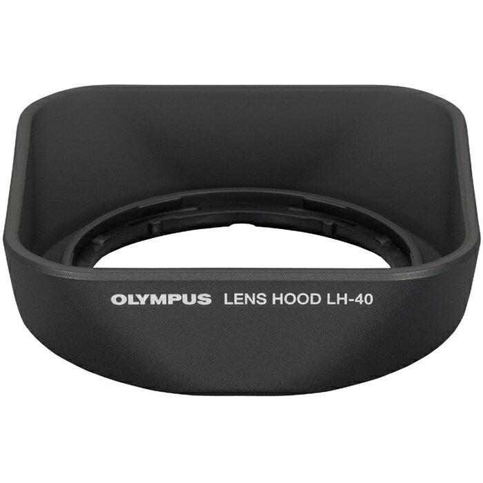 《新品アクセサリー》 OLYMPUS (オリンパス) レンズフード LH-40【KK9N0D18P】