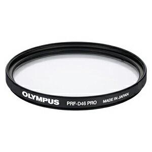 《新品アクセサリー》 OLYMPUS(オリンパス) プロテクトフィルターPRF-D46PRO【KK9N0D18P】