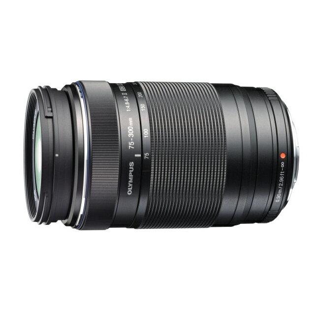 【あす楽】《新品》 OLYMPUS(オリンパス) M.ZUIKO DIGITAL ED 75-300mm F4.8-6.7 II (マイクロフォーサーズ)【対象カメラを製品登録してレンズを購入すると¥5,000-キャッシュバック】〔レンズフード別売〕[ Lens | 交換レンズ ]【KK9N0D18P】