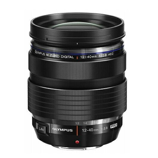 《新品》 OLYMPUS(オリンパス) M.ZUIKO DIGITAL ED12-40mm F2.8 PRO【¥10,000-キャッシュバック対象】[ Lens | 交換レンズ ]【KK9N0D18P】