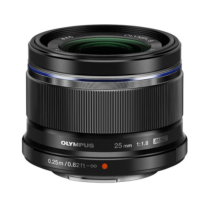 《新品》 OLYMPUS(オリンパス) M.ZUIKO DIGITAL 25mm F1.8 ブラック(マイクロフォーサーズ) [ Lens | 交換レンズ ]【KK9N0D18P】
