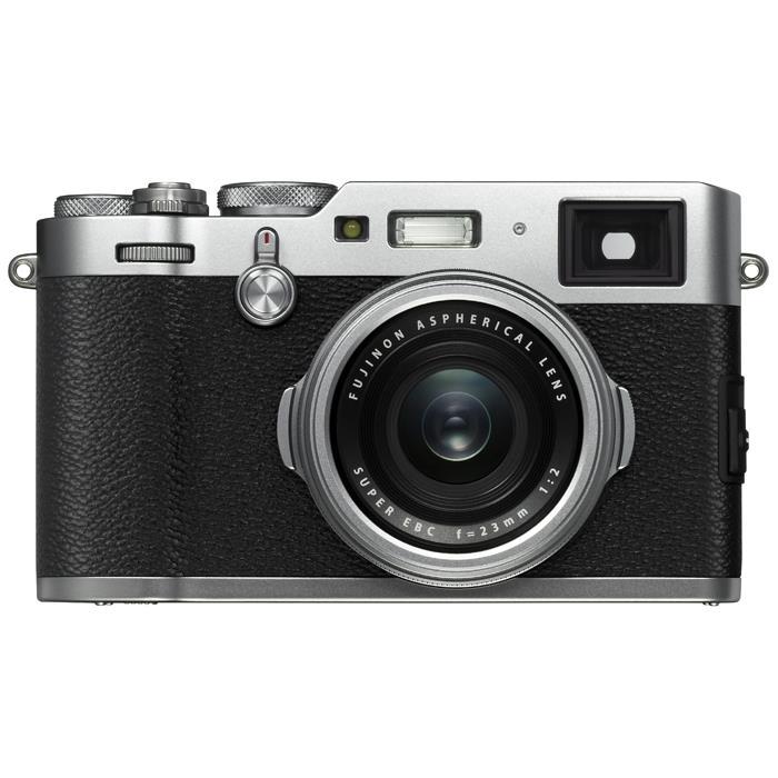 《新品》 FUJIFILM(フジフイルム) X100F シルバー[ コンパクトデジタルカメラ ]【KK9N0D18P】
