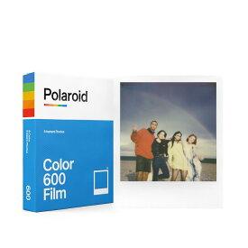 《新品アクセサリー》 Polaroid Originals(ポラロイド オリジナルズ) インスタントフィルム Color Film for 600【KK9N0D18P】