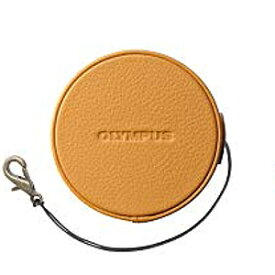 《新品アクセサリー》 OLYMPUS(オリンパス) 本革レンズジャケット LC-60.5GL ライトブラウン【KK9N0D18P】