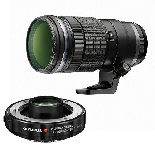 《新品》 OLYMPUS(オリンパス) M.ZUIKO DIGITAL ED 40-150mm F2.8 PROテレコンバーターキット 【¥20,000-キャッシュバック対象】[ Lens | 交換レンズ ]【KK9N0D18P】