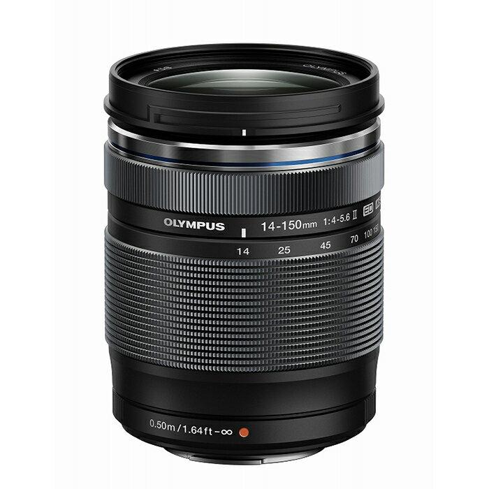 《新品》 OLYMPUS (オリンパス) M.ZUIKO DIGITAL ED14-150mm F4.0-5.6II ブラック[ Lens | 交換レンズ ]【KK9N0D18P】